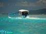 Le tour de Bora Bora en bateau