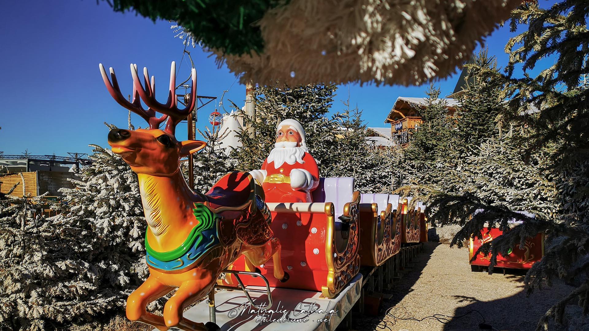Village de Noël de Barcares