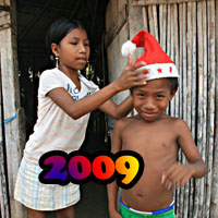 NOEL EN VOYAGE Rétrospective 2009