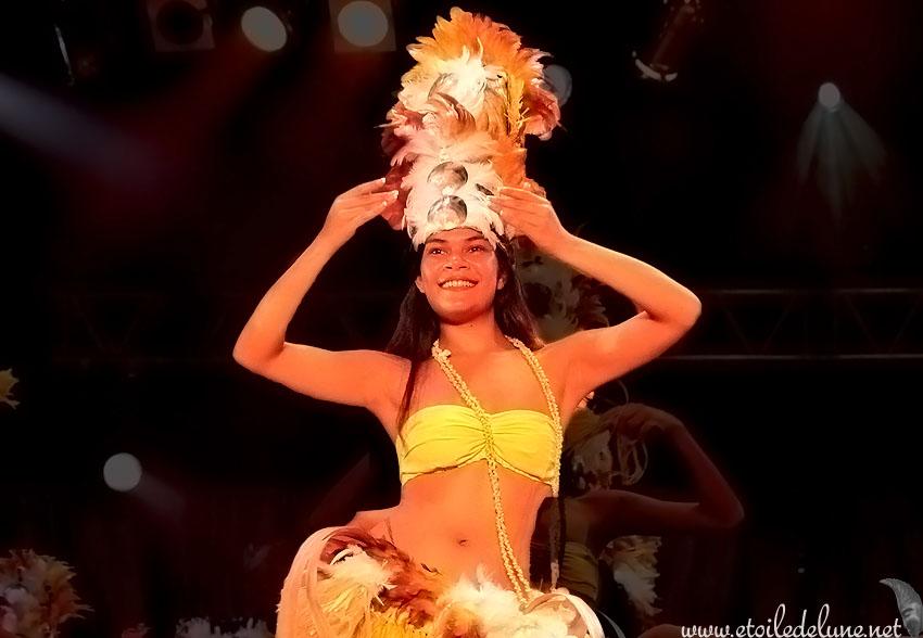 Nouméa passerelle vers la Polynésie et ses danses