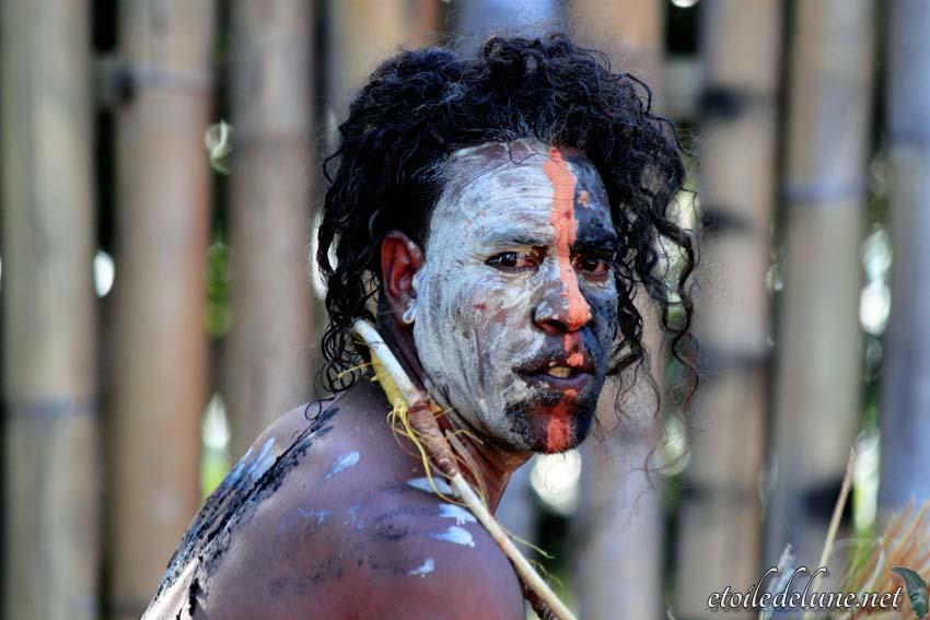Danses tribales de Canala