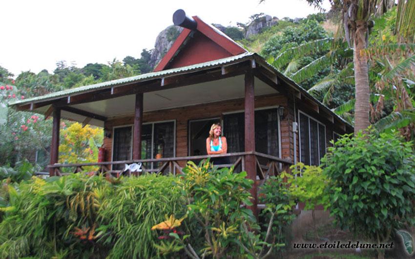 FIJI : Yasawa départ pour le sud, les îles Waya