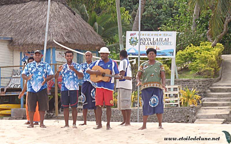 FIJI : Island Time