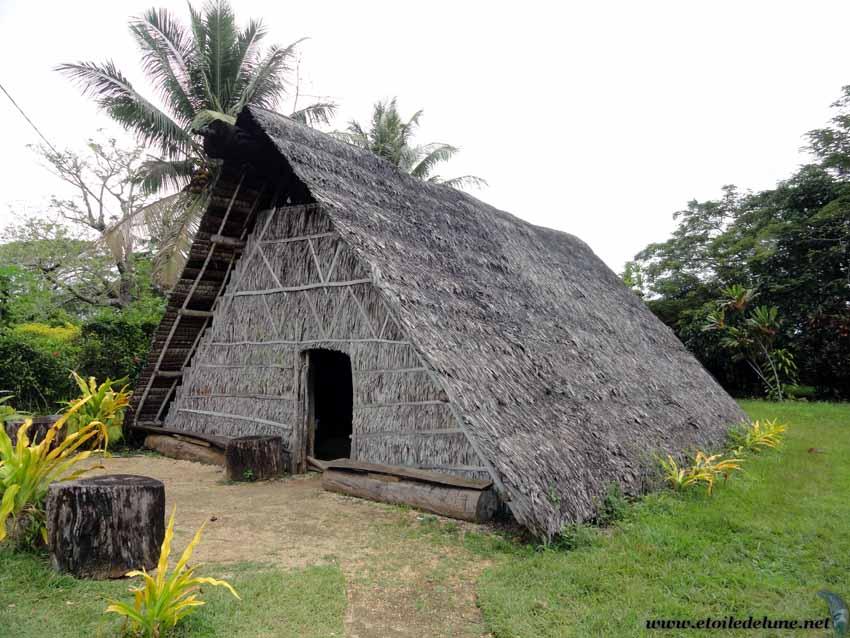 Port Vila, Un musée très très particulier !
