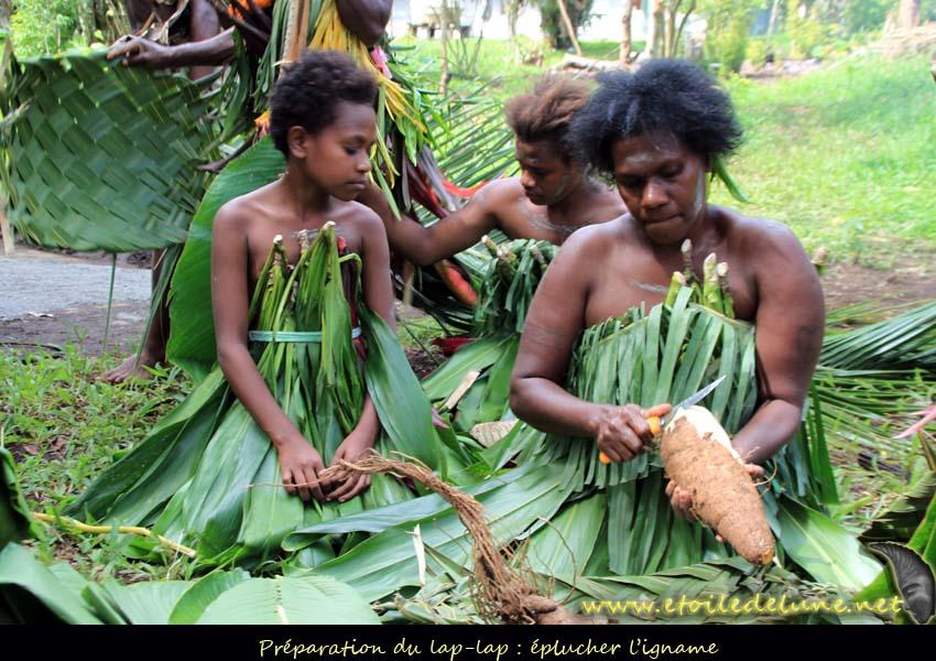 VANUATU : l'art de la gastronomie ni-vane