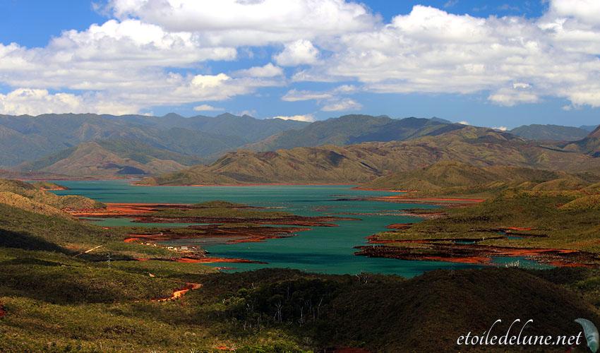 Lac Yaté, terre de contrastes