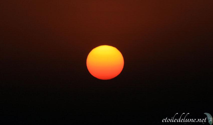 Couchers de soleil sur la côte ouest