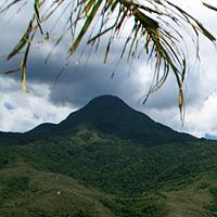 La Tiwaka, paysages d'ombres et de lumières