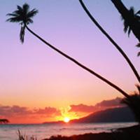 Levers de soleil sur la plage…
