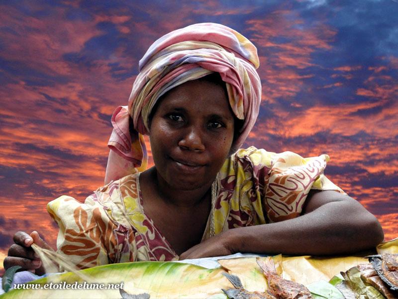 VANUATU : des personnages et des paysages