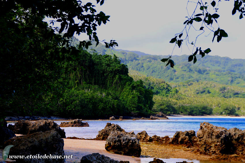 VANUATU : paysages de Pentecôte, simplicité , harmonie et tranquillité