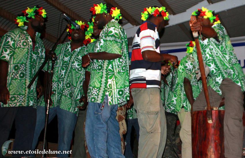 VANUATU Port Vila, fête de la musique