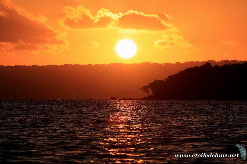 VANUATU en direct : coucher du soleil