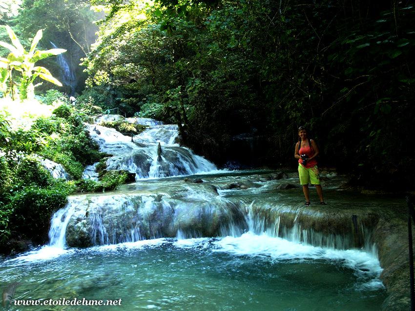 VANUATU : que d'eau, que d'eau! Photos rafraîchissantes (cascades Mele)