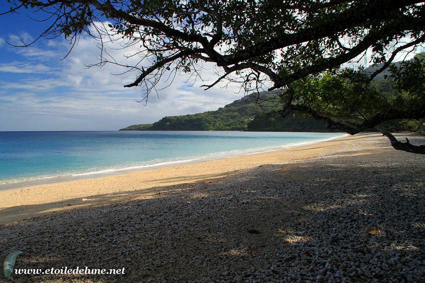 VANUATU : le rivage de Pentecôte
