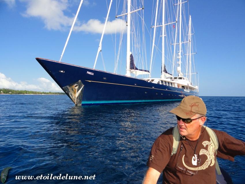 VANUATU : escale du Phocéa à Port Vila