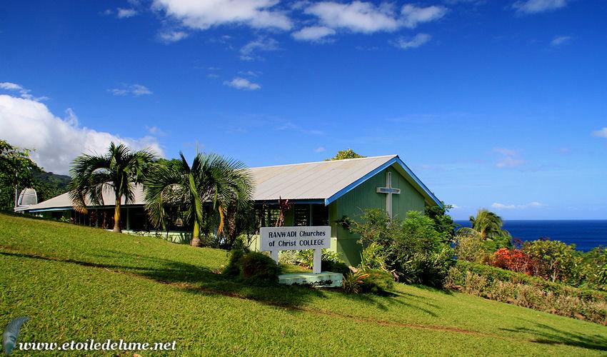 VANUATU : l'école des îles