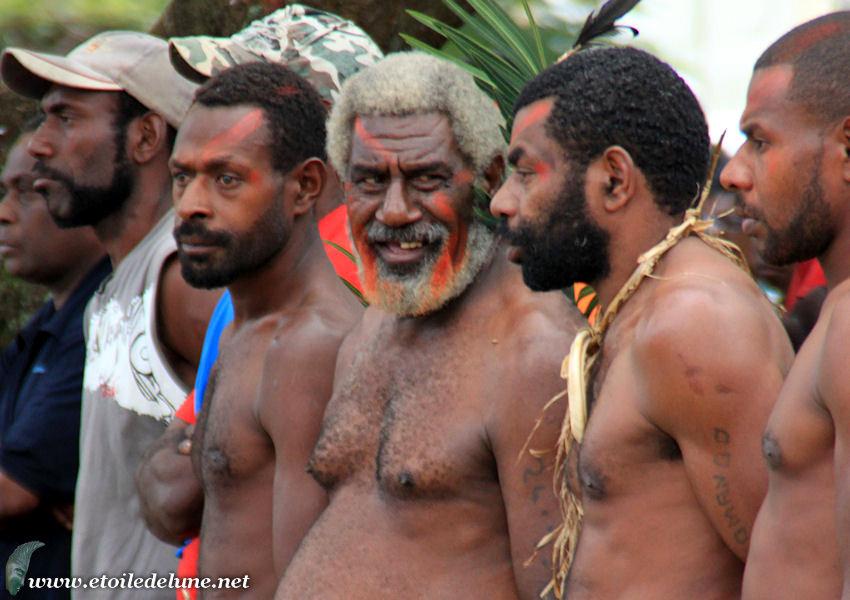 VANUATU : moeurs, danses et coutumes d'Ambrym