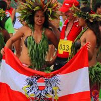 MOOREA : Marathon 24e édition, une ambiance cosmopolite