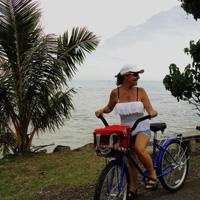 MOOREA : balades à vélo
