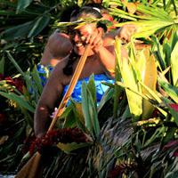 HAWAIKI NUI îles sous le vent en ef ferfescences