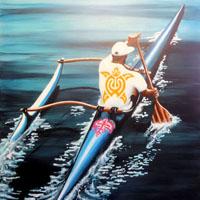 TAHITI exposition haute en couleurs de la Polynésie – B. Marzy