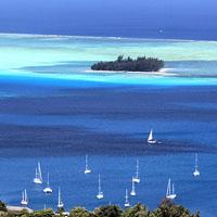 INFOS deux yachts clubs à Bora et abris anti mara'amu