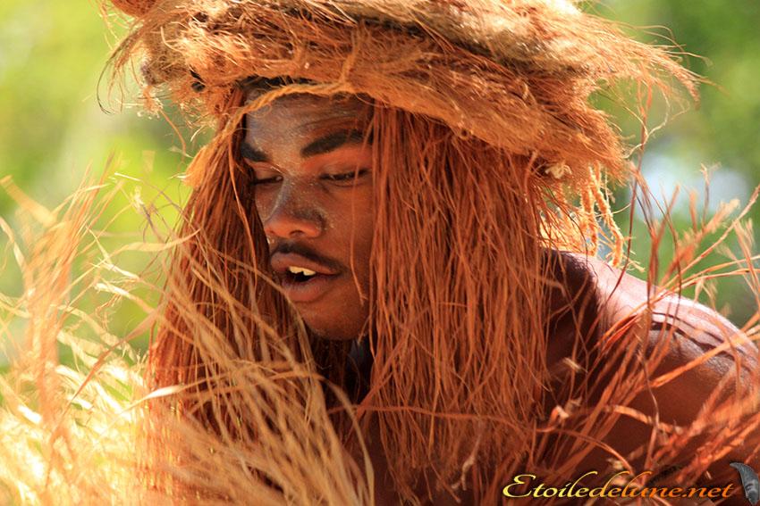 Les danses de Kuto et panorama sur les îlots