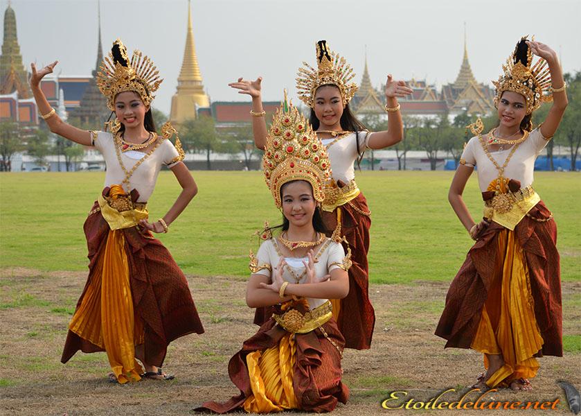 Merveille des merveilles, le grand Palais de Bangkok