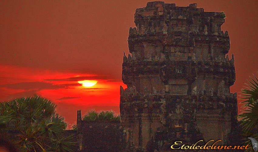 Le célébrissime Angkor Wat