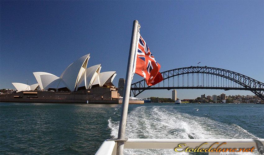 Sydney, sous les étoiles du Pacifique