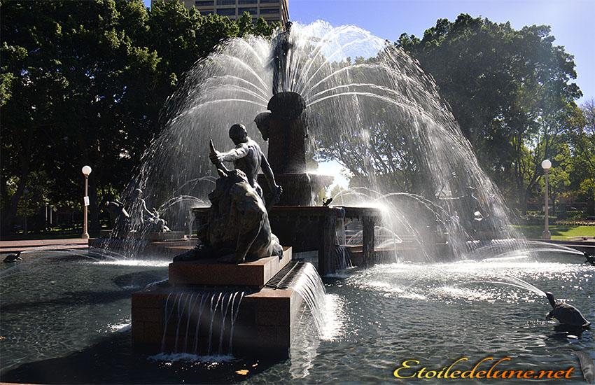 Les parcs de Sydney, un morceau de quiétude au centre-ville