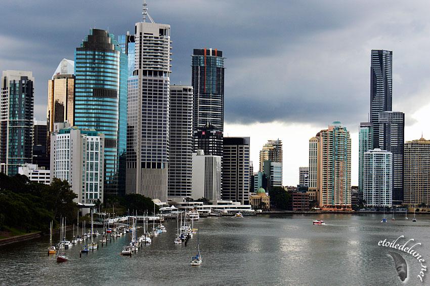 Brisbane, 3e ville d'Australie