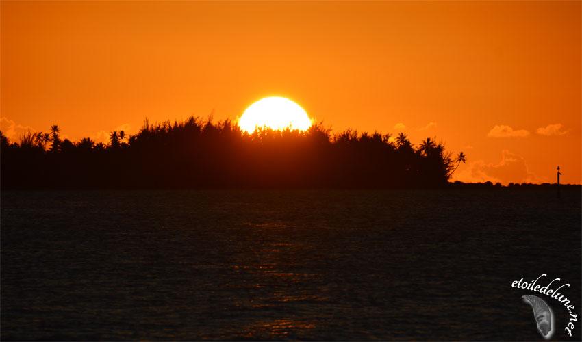 Le soir le soleil se couche aussi…