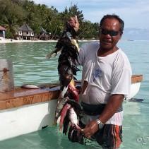 Le pêcheur de Matira