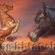 L'année du cheval, année porte-bonheur