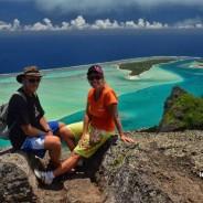 Rétrospective 2013 : Maupiti, mon île de coeur