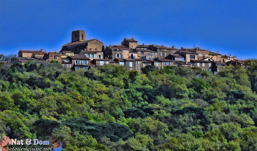 Gassin, un petit village perché de Provence