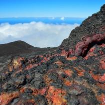 Le Volcan de la Fournaise se réveille !