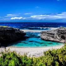Rodrigues, un lagon en hiver