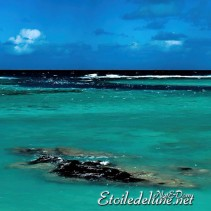 Rodrigues, couleurs lagon