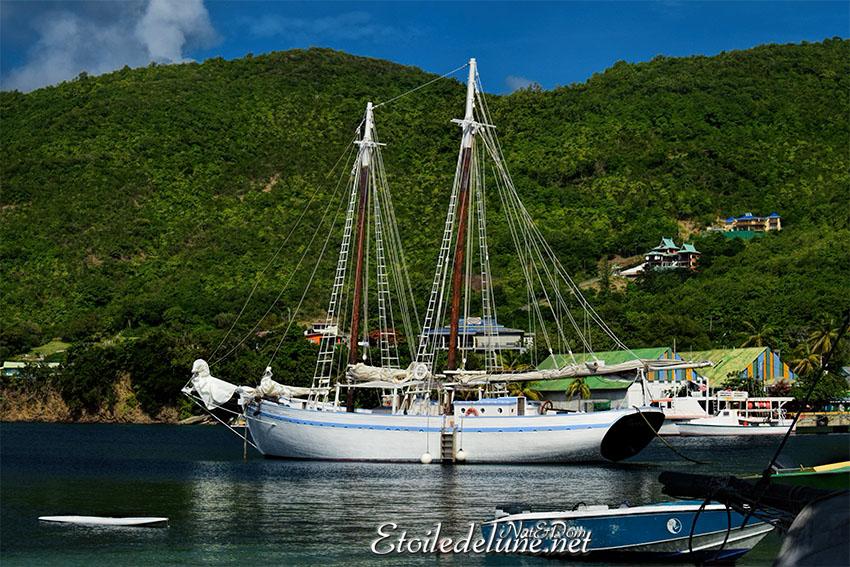 Bequia, la tranquillité au coeur des Grenadines