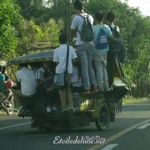 Dumaguete, un trafic fascinant !