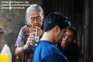 """""""Guérisseuses à bulles"""" (les Bolo Bolo, nommées ainsi en raison de leurs pratiques ) Photo du Net"""