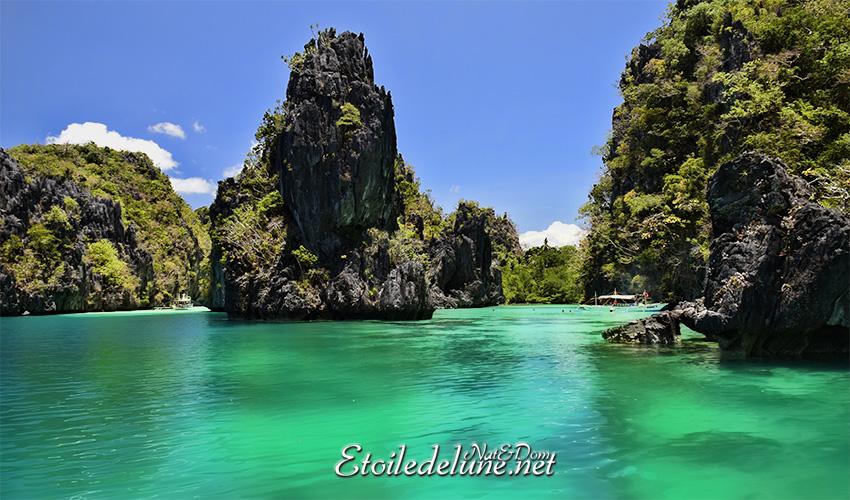 Un tour au paradis, (El Nido, archipel des Bacuit)