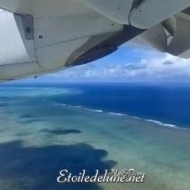 Rodrigues, Maurice vues du ciel