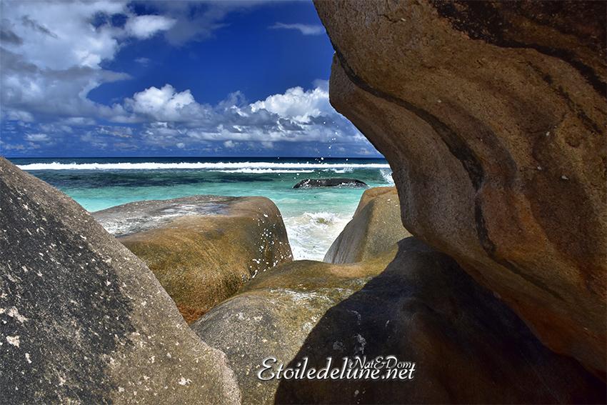 Seychelles, des riches origines du granit(e)! (Anse Lazare)