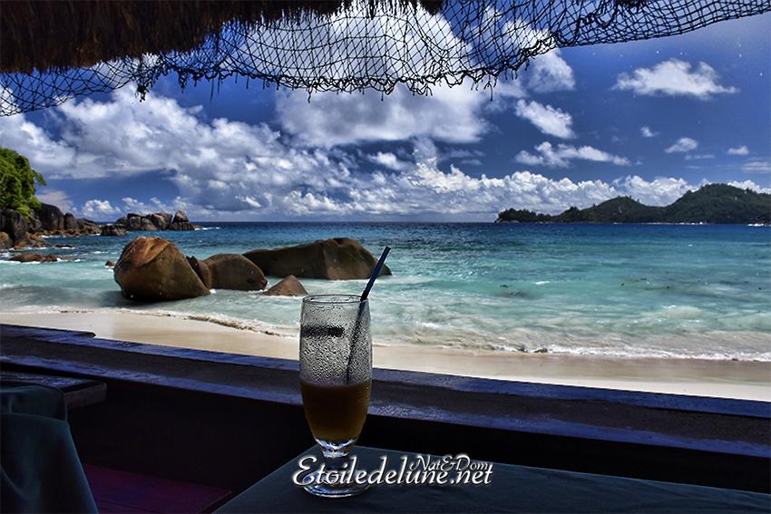 Seychelles, Anse Takamaka, un nom qui sonne comme un coup de Hache !