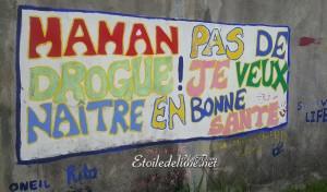 Message des enfants des Seychelles