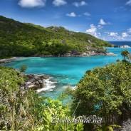 Seychelles, randonnée à l'Anse Major (Mahé)